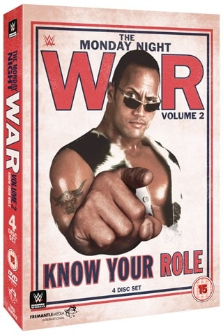 WWE: Monday Night War - Know Your Role: Volume 2