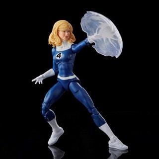Marvel's Invisible Woman: Fantastic Four Retro Marvel Legends Action Figure