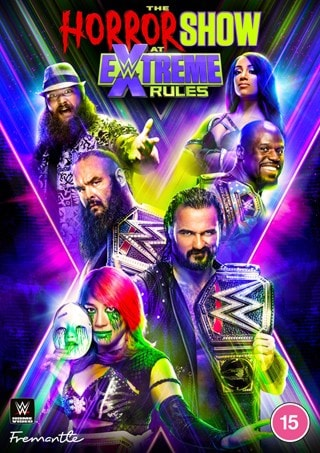 WWE: Extreme Rules 2020