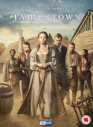 Jamestown: The Complete Series