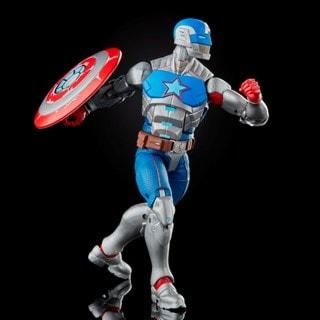 Civil Warrior: Contest Of Champions: Marvel Gamer Verse Action Figure