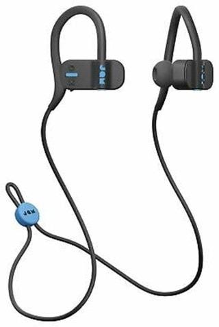 Jam Live Fast Black Bluetooth Earphones