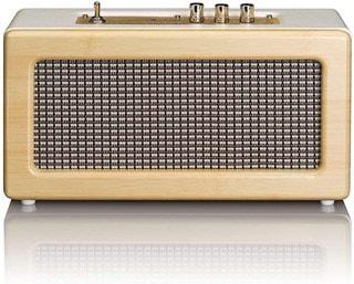 Lenco BT-300 Oak Bluetooth Speaker