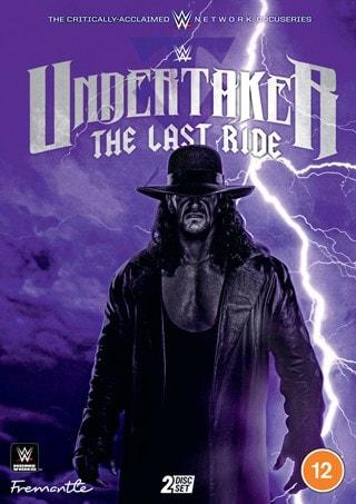 WWE: Undertaker - The Last Ride