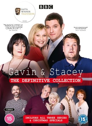 Gavin & Stacey: The Definitive Collection