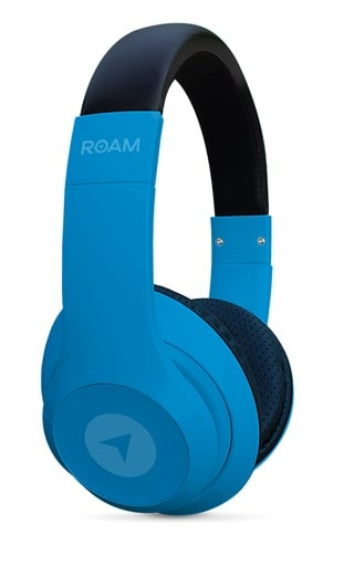 Roam Colour Blue Headphones (hmv exclusive)