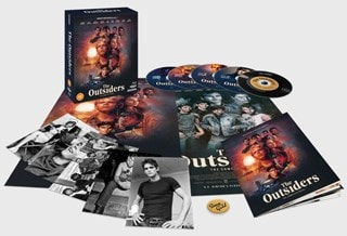 The Outsiders - The Complete Novel Collector's Edition (2021 Restoration)