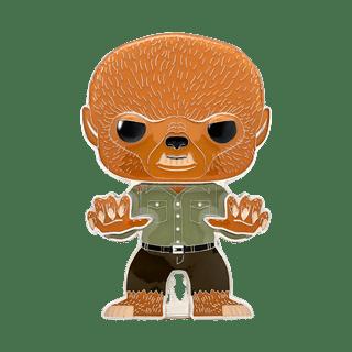 Wolf Man: Monsters Funko Pop Pin