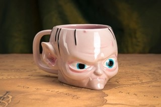 The Lord Of The Rings Gollum Shaped Mug
