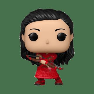 Katie (845): Shang Chi: Marvel Pop Vinyl