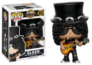 Slash (51): Guns N Roses Pop Vinyl