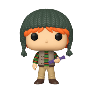 Ron Weasley (124) Harry Potter Holiday Pop Vinyl
