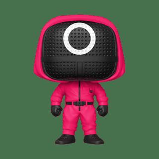 Red Soldier (Mask) (Tbc) Squid Game Pop Vinyl