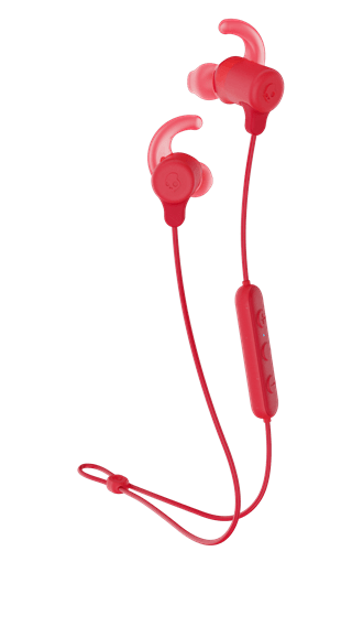 Skullcandy Jib+ Active Red Bluetooth Earphomes