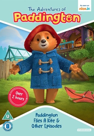 The Adventures of Paddington: Paddington Flies a Kite & Other...