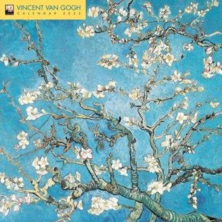 Vincent van Gogh Square 2022 Calendar