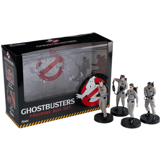 Ghostbusters 4 Figurine Set: Hero Collector