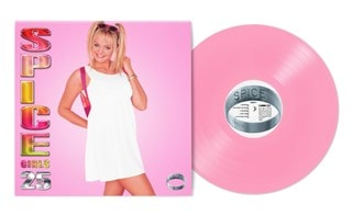 Spice: 25th Anniversary - 'Baby' Pink Coloured Vinyl