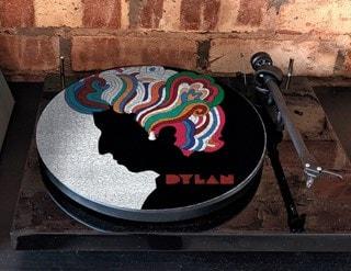 Bob Dylan Psychedelic Vinyl Slipmat