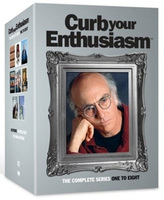 Curb Your Enthusiasm: Series 1-8