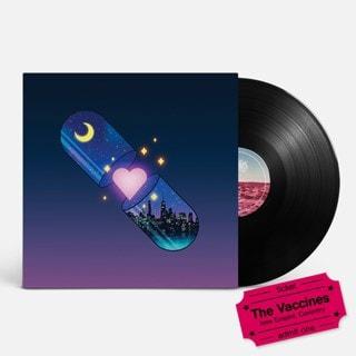 The Vaccines - Back In Love City - LP & hmv Empire, Coventry e-Ticket