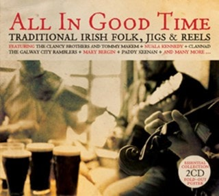 All in Good Time: Traditional Irish Folk, Jigs & Reels