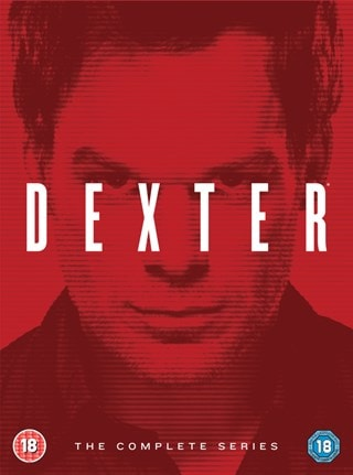 Dexter: Complete Seasons 1-8