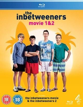 The Inbetweeners Movie 1 and 2