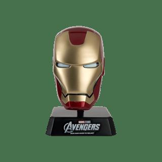 Iron Man Mark VII Helmet: Marvel Museum Replica Hero Collector