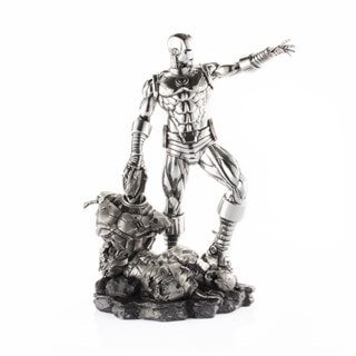 Royal Selangor: Iron Man and Ultron Limited Edition Figurine
