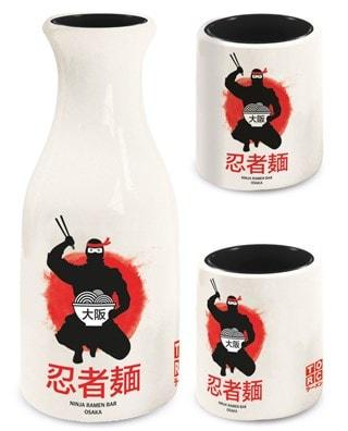 Ninja: Original Ramen Company: Sake Set (hmv Exclusive)