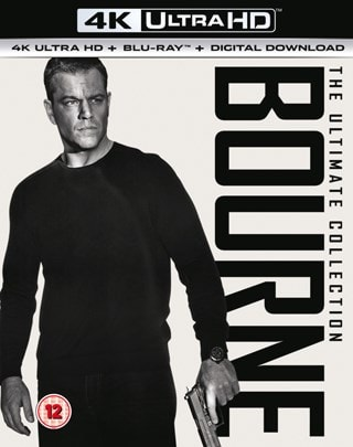 Bourne: The Ultimate 5-movie Collection