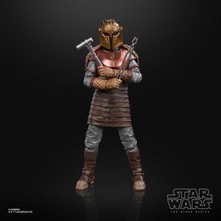 The Armorer: The Mandalorian: The Black Series: Star Wars Action Figure