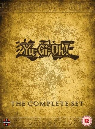 Yu Gi Oh: The Complete Seasons 1-5
