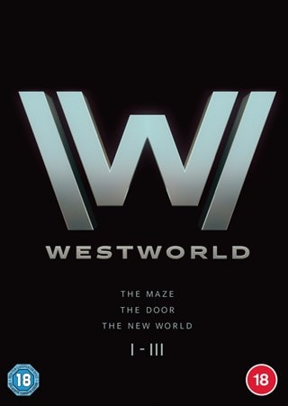 Westworld: Seasons 1-3