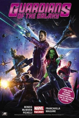 Guardians Of The Galaxy Volume 1