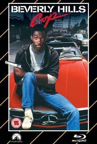 Beverly Hills Cop - VHS Range (hmv Exclusive)