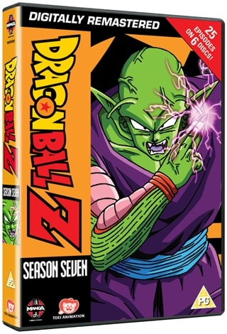 Dragon Ball Z: Complete Season 7