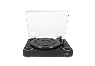 Jam Sound Black Turntable (hmv Exclusive)