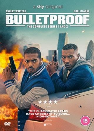 Bulletproof: Series 1-2