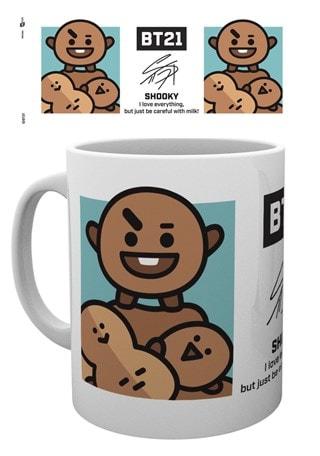 BT21 Shooky Mug