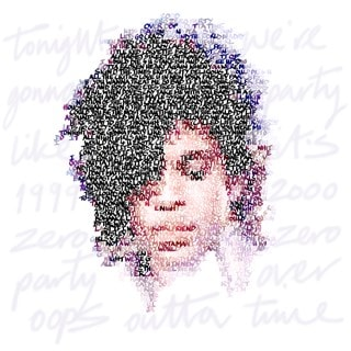 Prince: 2000 Zero Zero: Limited Edition Fine Art Print By Mike Edwards