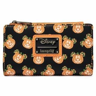 Disney: Mick-O-Lantern Loungefly Wallet