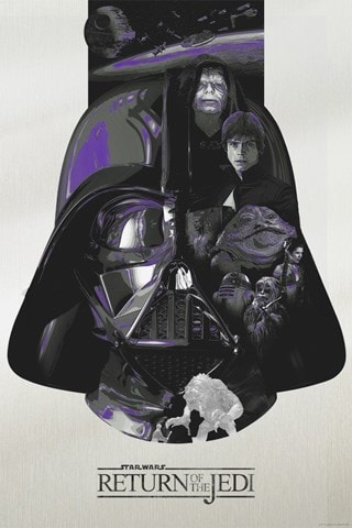 Star Wars: The Sixth Limited Edition Art Print