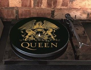 Queen Vinyl Slipmat