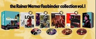 Rainer Werner Fassbinder Collection - Volume 1 Limited Collector's Edition