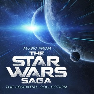 Music from the Star Wars Saga: The Essential Collection