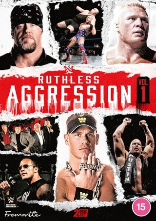 WWE: Ruthless Aggression