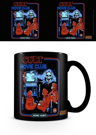 Steven Rhodes: Movie Club Coffee Mug