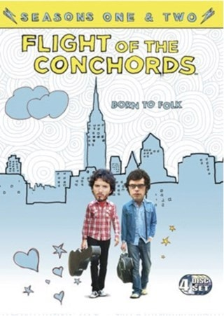 Flight of the Conchords: Seasons 1 and 2